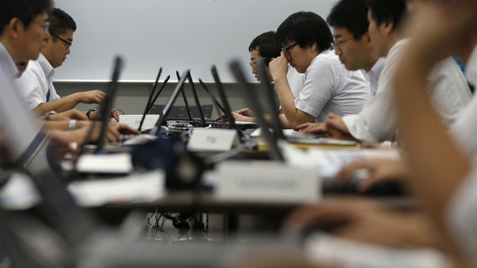 82,000 PCs in Japan, worldwide infected with virus harvesting banking passwords