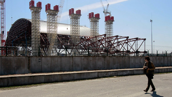 Final shutdown work authorized at Chernobyl nuclear power plant