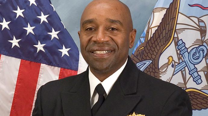 Pentagon names new commander of Guantanamo task force