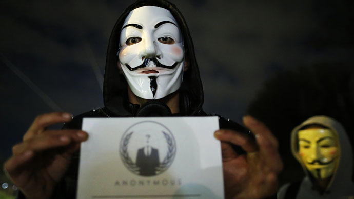 Anonymous declares cyber war on ISIS Twitter users