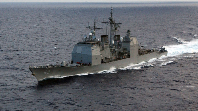 NATO ships arrive in Scotland for massive joint exercises