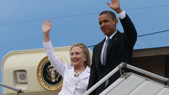 ​Hillary would make 'excellent president' - Obama
