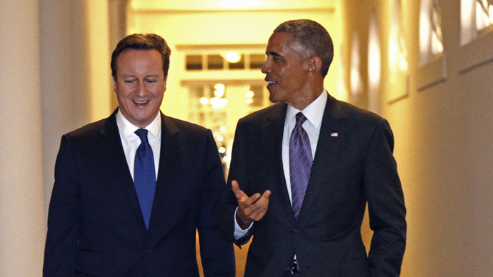 End of the 'special relationship'? Secret US memo reportedly says UK losing influence with Washington