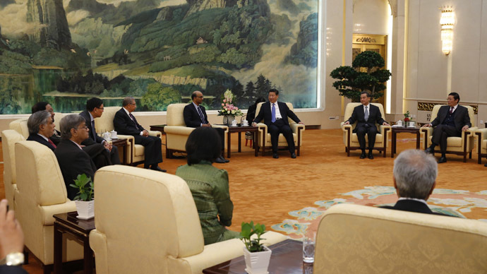 China-led Asian investment bank welcomes 5 new members