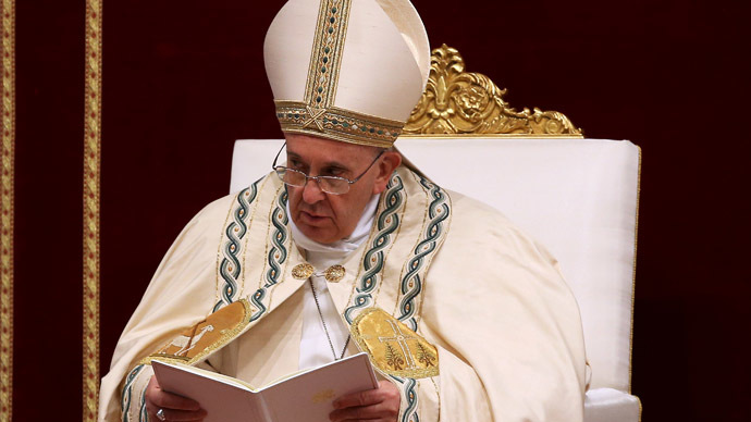 Turkey in spat with Vatican over Pope's comments on Armenian genocide