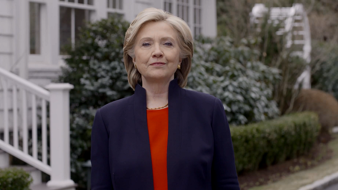 Hillary Clinton launches 2016 presidential campaign