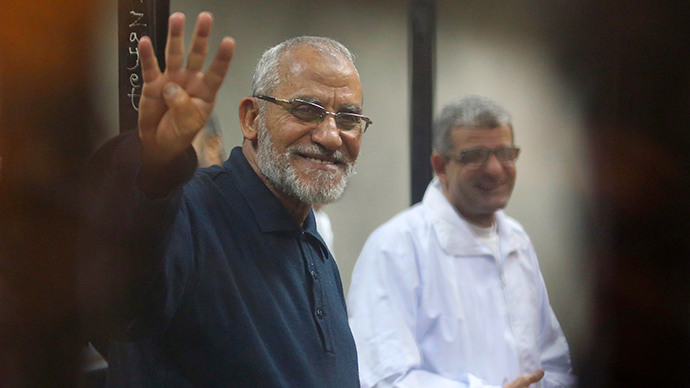 'Failure of justice:' HRW slams Egypt's Muslim Brotherhood death sentences