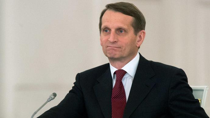 'Ignorance and arrogance' – Duma speaker blames US for international crises