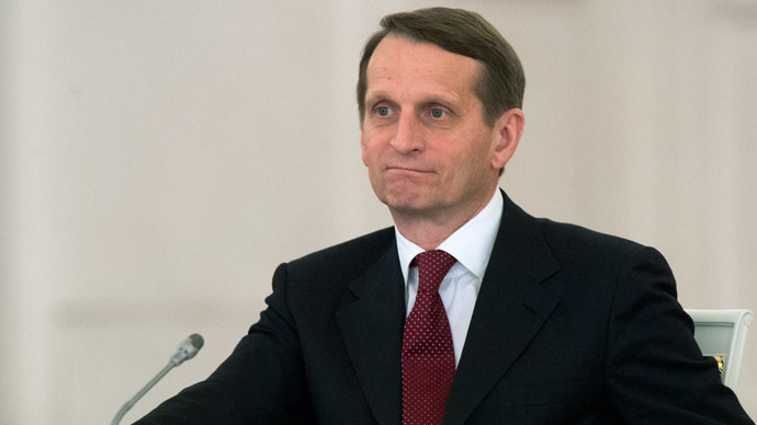'Ignorance and arrogance' – Duma speaker blames US for international crises