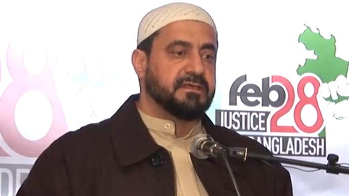 Man arrested over brutal murder of Syrian-born London imam