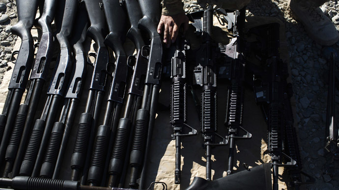 China, Russia and Saudi Arabia increase arms spending the most in 2014 - study