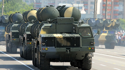 Delivery of S-300 air defence systems to Tehran begins – ambassador