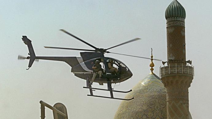Ex-Blackwater guards get life, 30-year sentences for Baghdad massacre