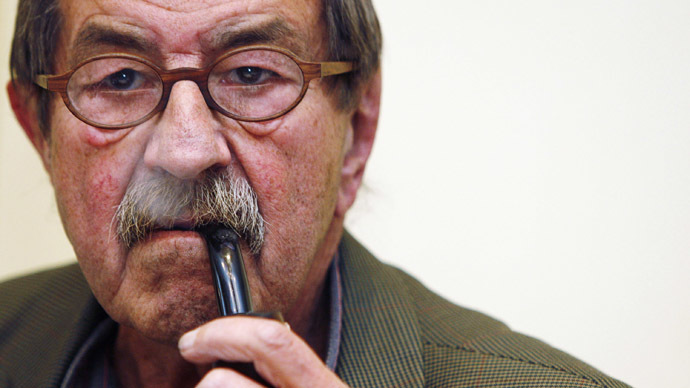 'I have been controversial': Guenter Grass, Germany's Nobel-winning author, dies at 87