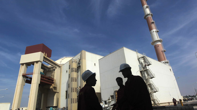 Iran & Israel cooperate over nuclear testing
