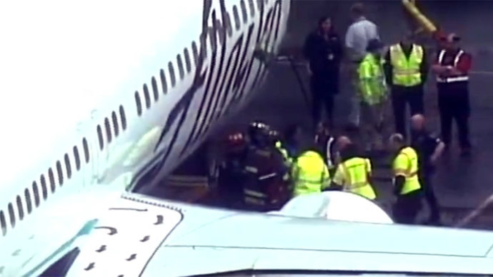 Alaska Airlines plane forced to land in Seattle after screaming heard in cargo