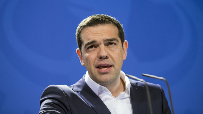 Greece isn't preparing default - Tsipras dispels rumor