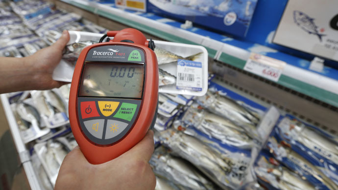 Radioactive Fukushima food could be hitting UK shops through safety loopholes