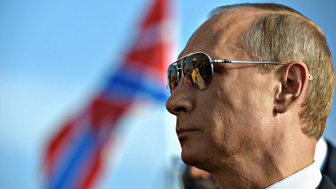Putin's 15 years in politics: 'President' doc to feature never-seen-before footage