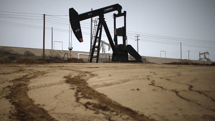 US Shale oil production may have maxed out - EIA