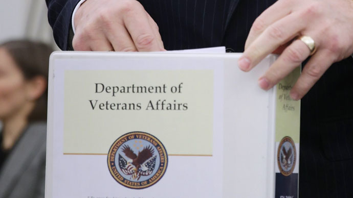 ​Whistleblowers at Veteran Affairs victims of 'retaliation'