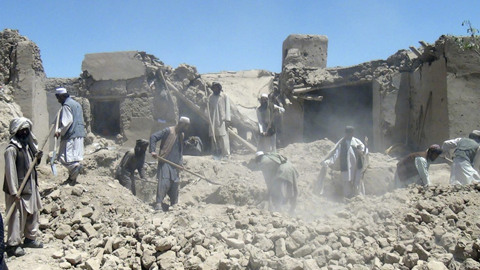 IEDs severely impact humanitarian ops in warzones – UK report
