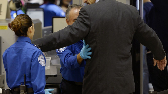 TSA agents fired over system to fondle male genitals in Denver