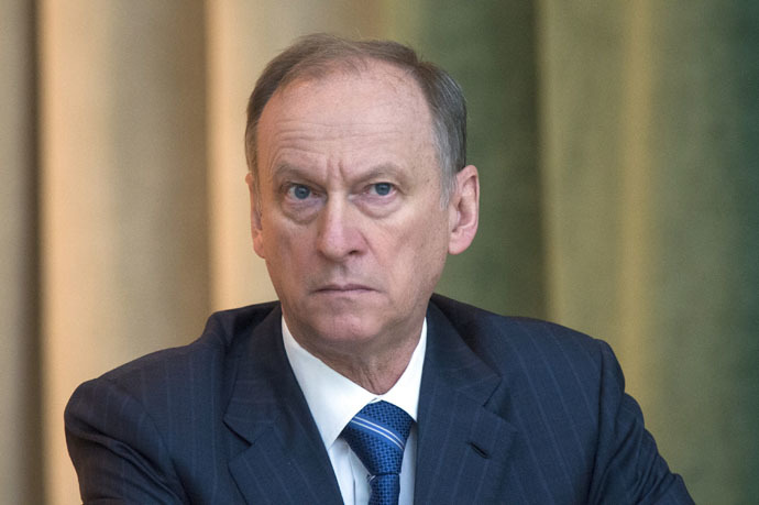 Nikolai Patrushev, Secretary of the Russian Security Council (RIA Novosti/Sergey Guneev)