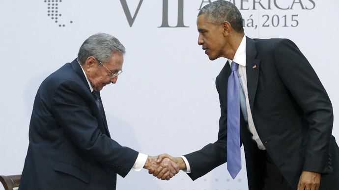 Obama officially asks Congress to remove Cuba from terror list