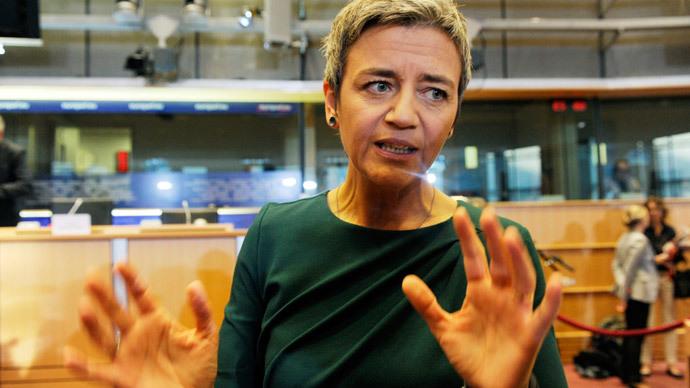 EU set to file antitrust lawsuit against Google for unfair practices