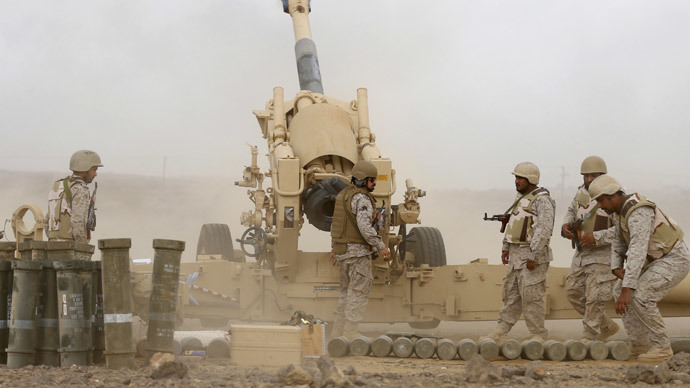 Saudi Arabia signs up Egypt for 'major military maneuver'