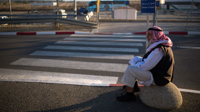 Cars with Palestinian plates allowed to enter Israel for 1st time in 15 years