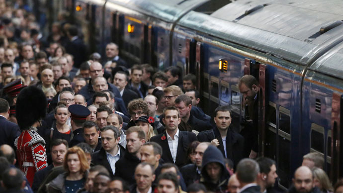 ​Race & religious hate crimes on British trains rising – Press Association