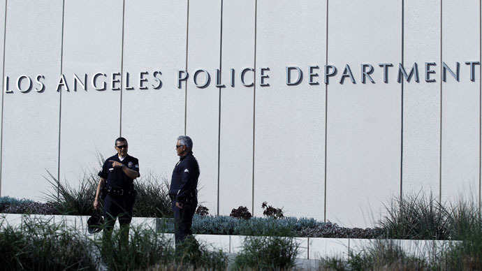 ​Alleged LAPD beating victim says police retaliating after lawsuit