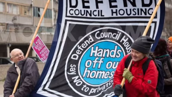 ​'Killed by cold indifference': Protestors decry 'plight' of homeless