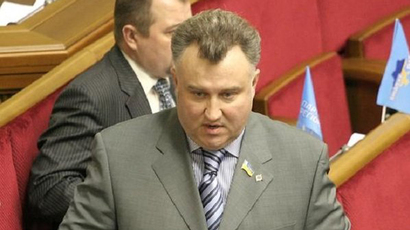 Oleg Kalashnikov (image by http://glavpost.com)