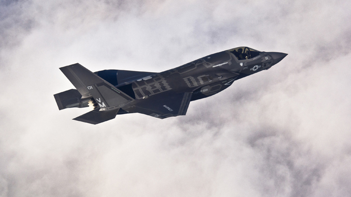 Pentagon's F-35 stealth fighter jet has a 'brain' problem