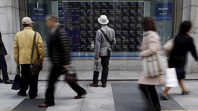 China no longer biggest US debt holder, Japan is