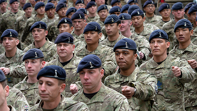 ​1,000 British soldiers given psychiatric help after consuming 'zombie drug' – new figures