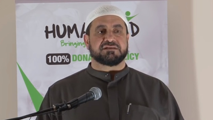 Boney M star's brother held over Assad-critic imam's murder – reports