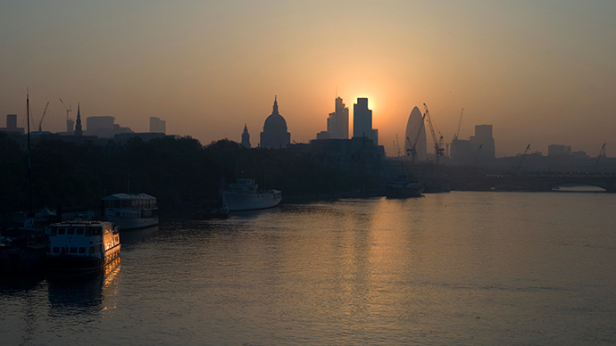 ​UK govt in the dock over 'illegal' air pollution levels