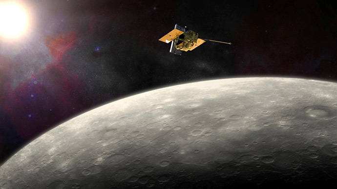 Crash and burn: Mercury probe to end mission with planetary collision