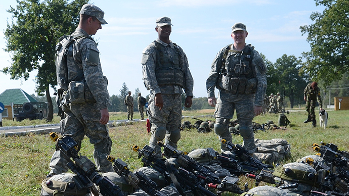 ​US military instructors deployed to Ukraine to train local forces