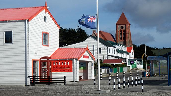Argentina sues 3 UK oil exploration firms amid Falklands/Malvinas tensions