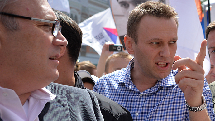 Navalny pairs with ex-PM Kasyanov for forthcoming elections