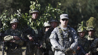 US military instructors in eastern Ukraine combat zone – Russian military