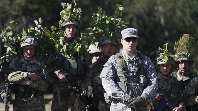 US military instructors in Ukraine undermine Minsk peace deal – Moscow