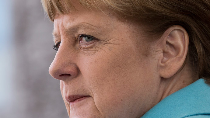 ​Merkel says free trade zone with Russia possible