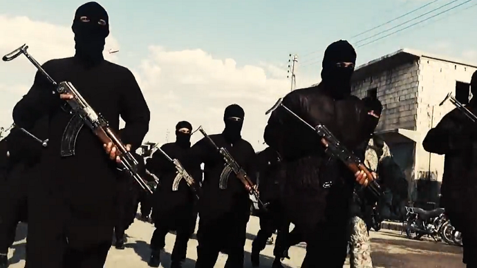 ​ISIS Secret Service: Slain top strategist's blueprints reveal covert Syria takeover op