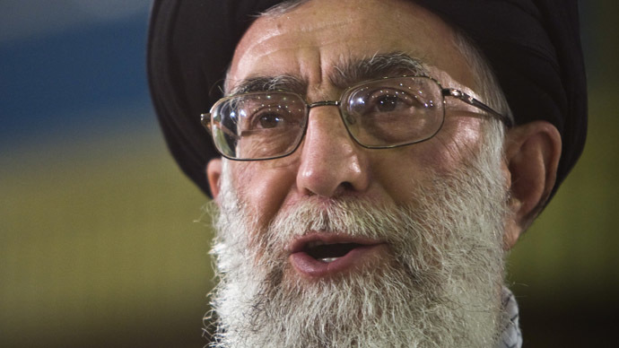 Khamenei accuses US of creating Iran nuclear weapons 'myth'
